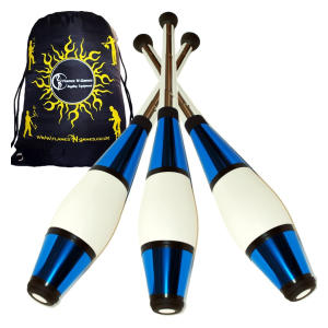 Juggling Clubs Set of 3