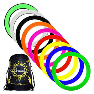Juggling Rings With Bag