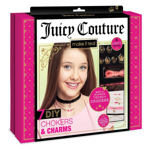 Juicy Couture Chokers & Charms