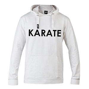 Karate Hooded Top