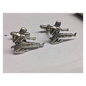 Karate Sport Cufflinks