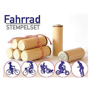 Karate Stamp Set Gift