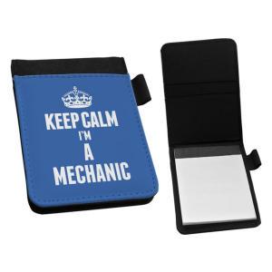 Novelty Mechanic Notebook
