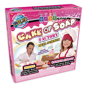 Kid's Cake of Soap Factory