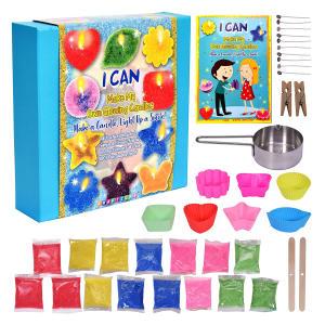 Kids Candle Making Kit Supplies