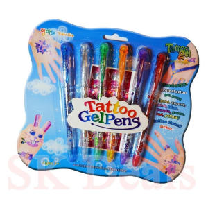 Kids Gel Tattoo Pens