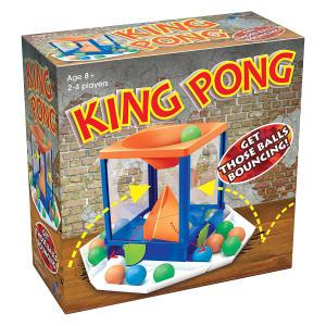 King Pong -Family Fun Game