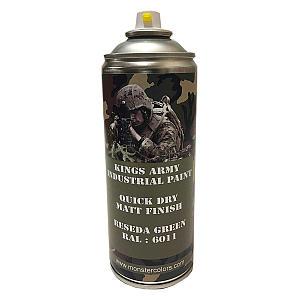 Kings Army Reseda Green Spray