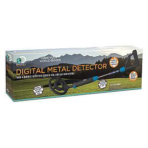 LED Digital Metal Detector