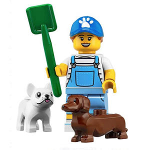 Dog Sitter Minifigure Lego