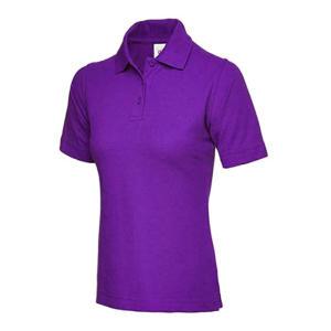 Ladies Pique Polo Shirt
