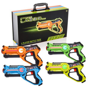 Strike Laser Tag Guns Set
