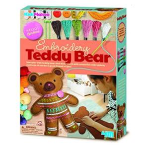 Learn Embroidery Teddy Bear