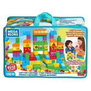 Let's Get Learning Bricks