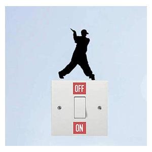 Light Switch Break Dance Stickers