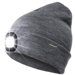LED Lighted Beanie Cap