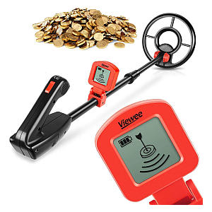Lightweight Metal Detector for Kids and Beginners