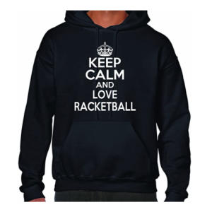 Love Racketball Hoodie