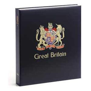 Luxe Stamp Album Great Britain