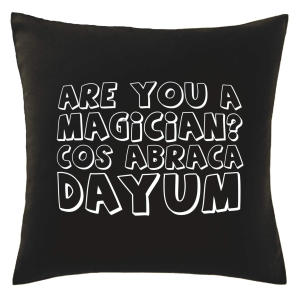 Magician Cushion Cover