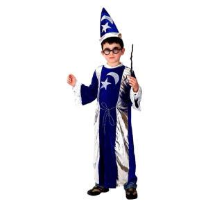 Magician Merlin Costume