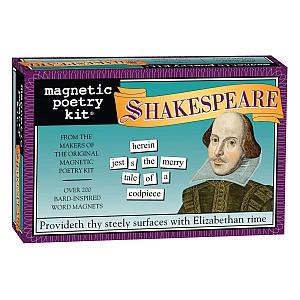 Magnetic Poetry Shakespeare Fridge Set