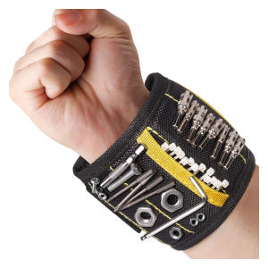 Magnetic Tool Holder Wristband
