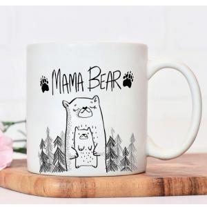 Mama Bear Mum Mug