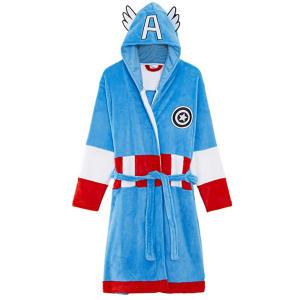 Marvel Mens Dressing Gown