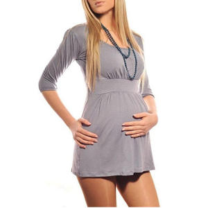 Maternity Pregnancy Tunic Top