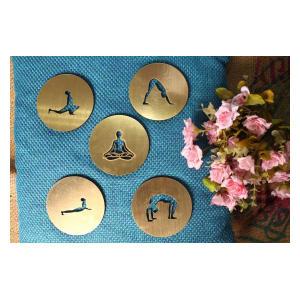 Meditation Coaster Set