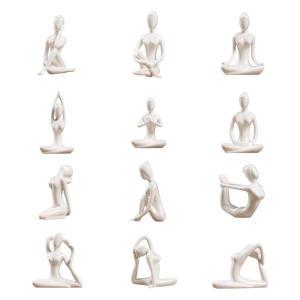 Meditation Pose Statue