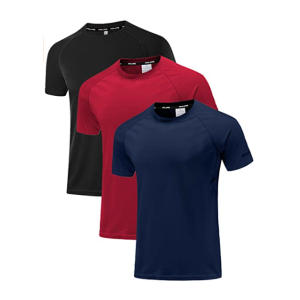 Men's Breathable Quick-Drying T-Shirt
