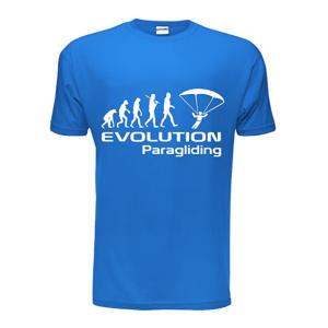 Men's Evolution Of Paragliding T Shirt
