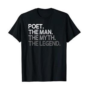 Men's Poet Legend T Shirt