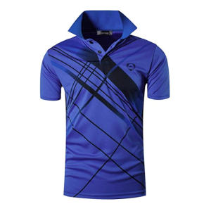 Men's Short Sleeve Polo T-Shirt