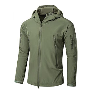 Mens Tactical Combat Jacket