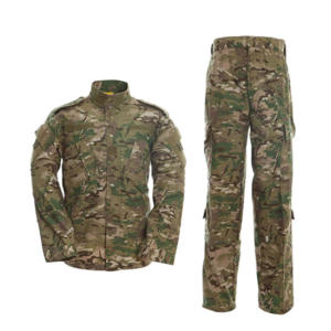 Men's Tactical Jacket and Combat Trousers