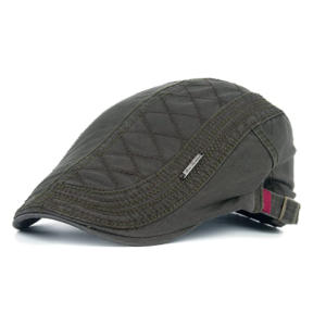 Mens Vintage Style Hunting Cap