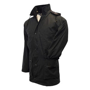 Men's Waxed Country Jacket