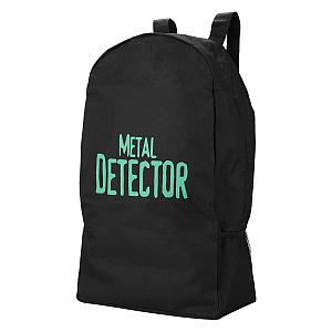 Metal Detector Backpack Bag