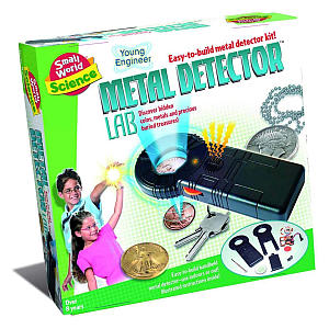 Metal Detector Construction Kit