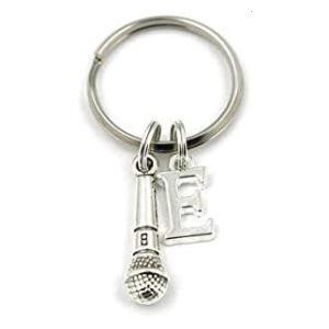 Microphone Key Ring