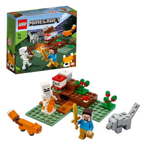 Minecraft The Taiga Adventure Building Set