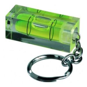 Mini Spirit Level Key Ring
