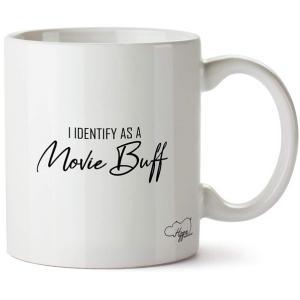I Identify As a Movie Buff Mug