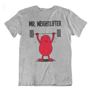 Mr Weightlifter T Shirt