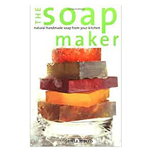 Natural Handmade Soap from Your Kitchen