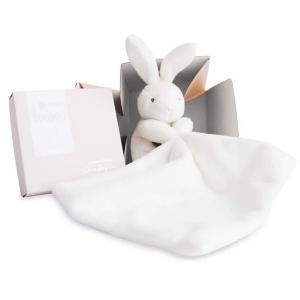 Doudou Et Compagnie 10 Cm Natural Rabbit
