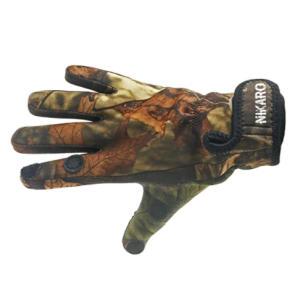 Neoprene Camo Shooting Glove